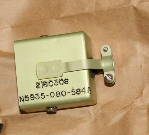 Details about  / Connector Electrical FSN 5935-080-5848 Cinch 2180308