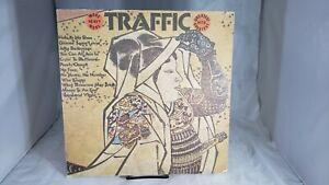Traffic Vinyl LP United Artists Records 1975, UA-LA526-G, More Heavy Traffic VG+