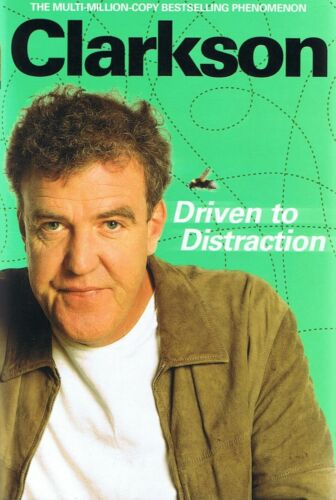 1 of 1 - JEREMY CLARKSON - Driven To Distraction (Paperback, 2009) Top Gear