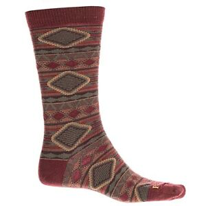 8ad53af75 Details about Pendleton Merino Wool Socks Crew Cedar Mountain Men Women  Medium or Large