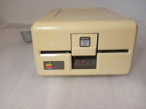 Unique-nice-Apple-III-3-External-5-25-034-Disk-Drive-floppy-Computer
