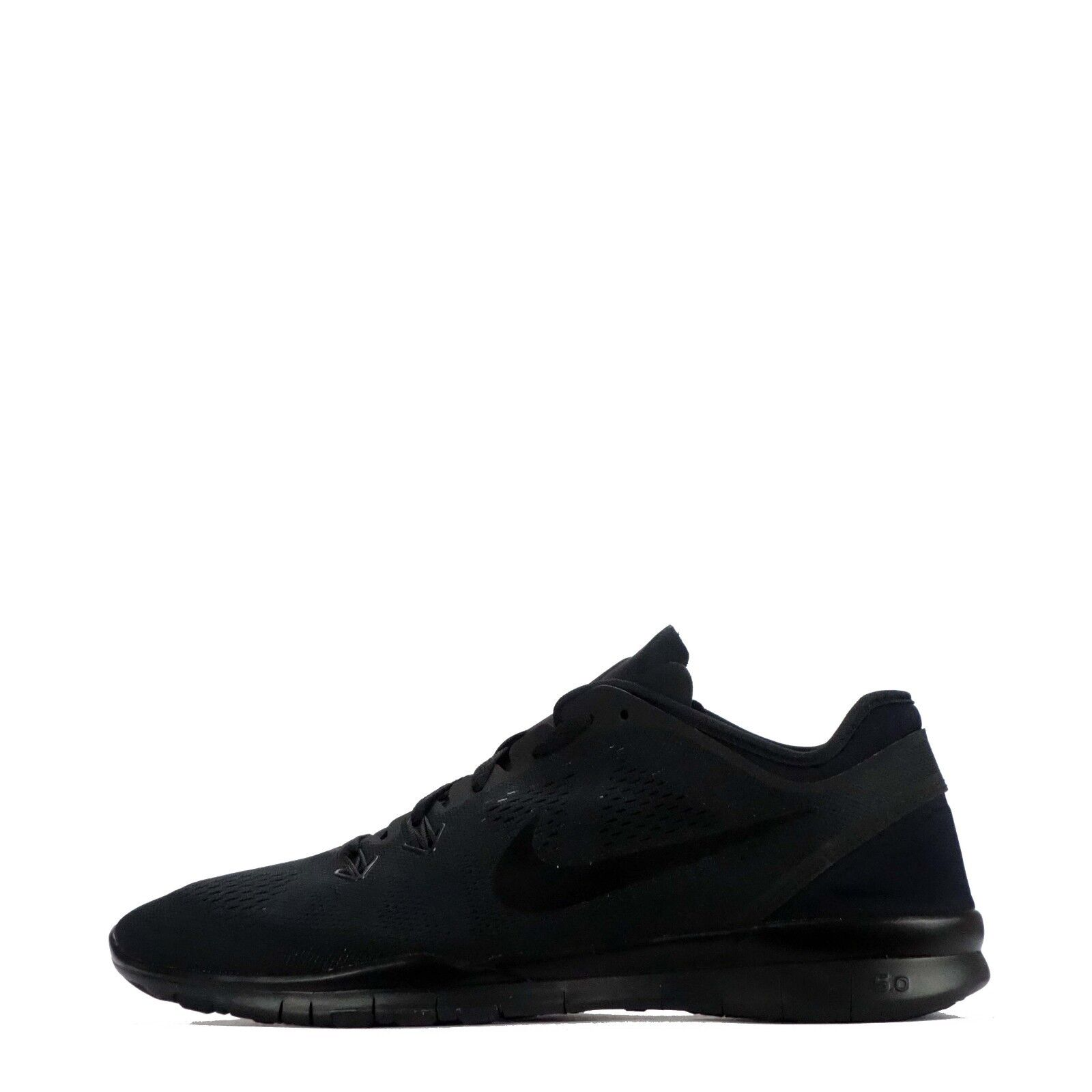 Nike ID Free 5.0 TR Fit 5 Femme ladies Training Sport Trainers Chaussures in Noir