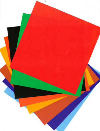 800 Sheets Origami Paper 6x6 inch Double Sided 20 Vibrant Colors Craft Ideas