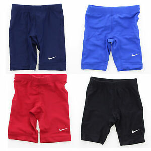0d319ade75 Nike Swimwear Boy's Youth Core Solids Jammer Swim Shorts TESS0051 ...