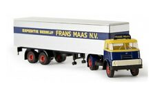 "#85204 - Brekina DAF DO 2000 Koffer-SZ ""Frans Maas"" - 1:87"