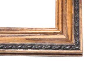1-1-4-034-Oak-Solid-Wood-Picture-Frames-w-rope-Custom-Standard-Sizes