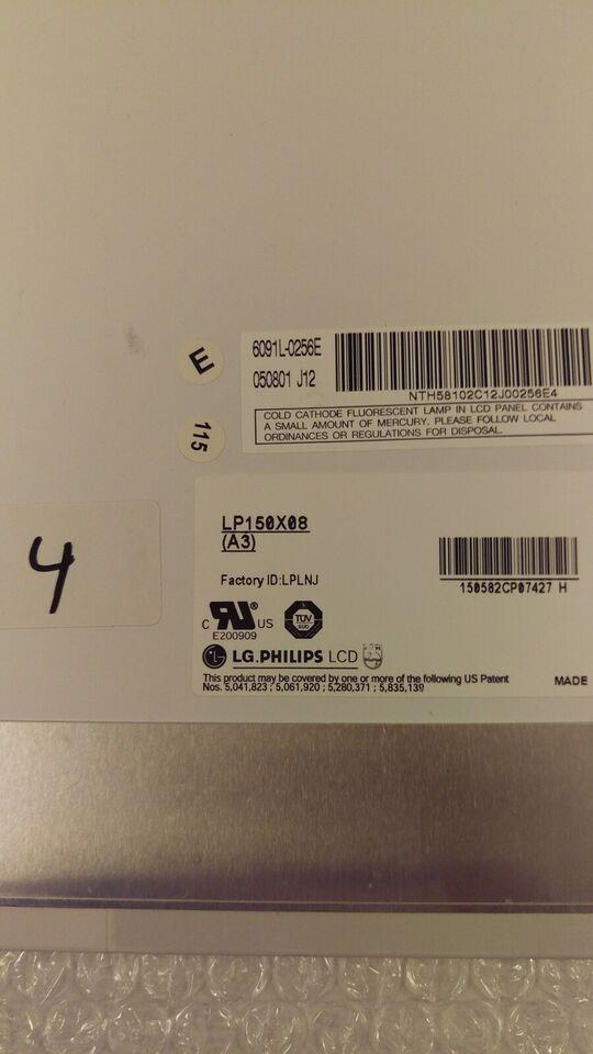 LG / Philips, LP150X08