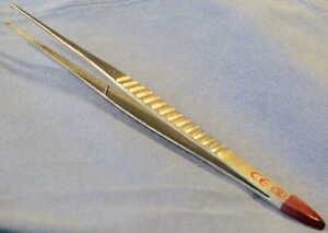 10 Rocialle Rspu 705-210 Chirurgicaux Pinces Forceps Dissecting Toothed 15 Cm Bw-afficher Le Titre D'origine Prix De Rue