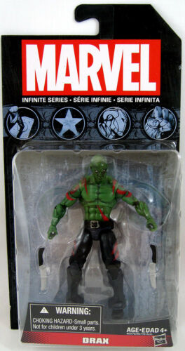 Drax The Destroyer Marvel Universe Infinite 3.75 Inch Action Figure Series 4