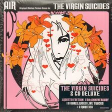 Air(2CD Album)The Virgin Suicides-Parlophone-UK-2000-New