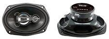 "Lanzar MX693 3-Way 6"" x 9"" Car Speaker (Pair)"