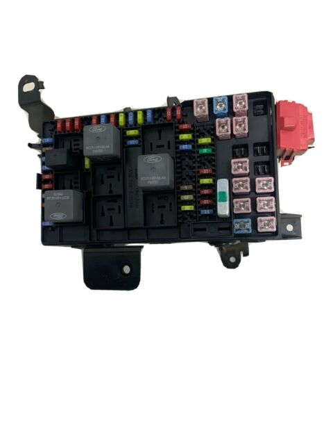 05 Ford F250 F350 Fusebox Fuse Junction Bcm Box R5c3t