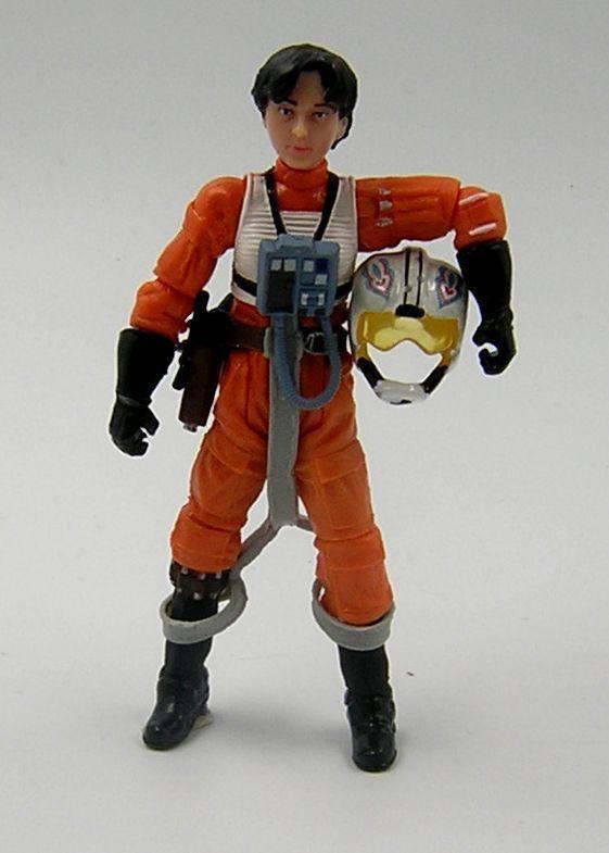 Star Wars Loose Loose Loose Dgoldvio Bold ( X Wing Pilot ) 5502a1
