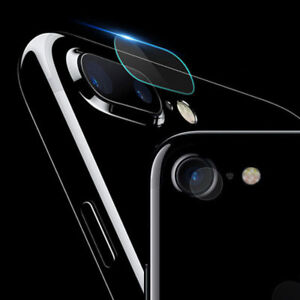 Back Camera Lens Tempered Glass Protector For iPhone X iPhone 8 Plus / 8 / 7/ 6