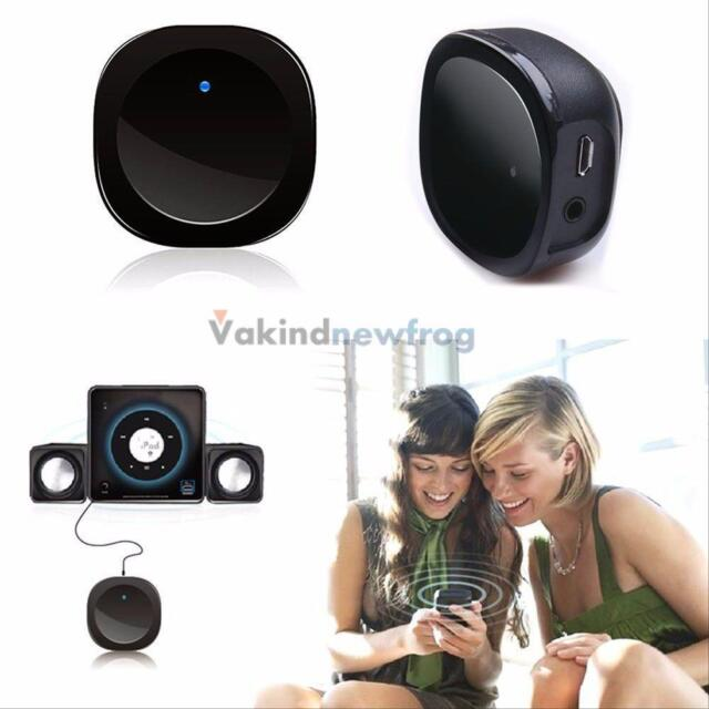 Wireless Bluetooth 4.1 A2DP 3.5mm RCA Stereo Music Audio Receiver