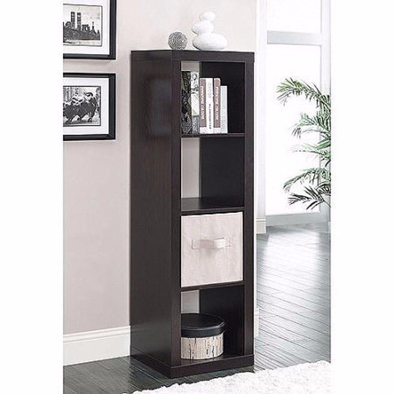 Better Homes And Gardens Storage Cubes 4 Cube Organizer Bookcase Shelf Ebay
