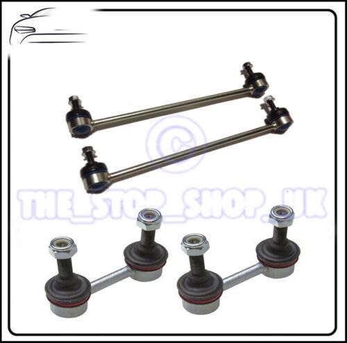 Mitsubishi Carisma 95-99 Front /& Rear Anti Roll Bar Drop Link Rods Bars