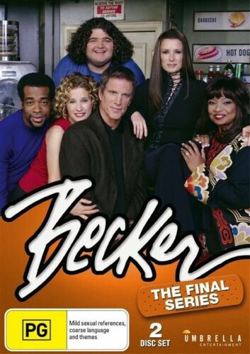 1 of 1 - Becker : Series 6 (DVD, 2-Disc Set) NEW/SEALED