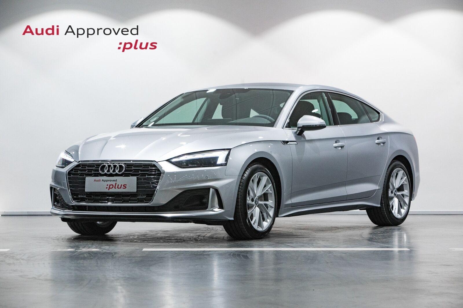 Audi A5 40 TDi Advanced+ SB S-tr. 5d - 514.900 kr.