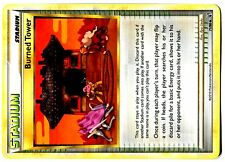 POKEMON HGSS3 English UNDAUNTED UNCO N° 71/90 BURNED TOWER (ENTEI RAIKOU SUICUNE