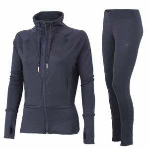 adidas Damen Trainingsanzug New Shiny Suit Fitnessanzug
