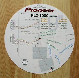 Pioneer-PLX-1000-Cartucho-de-brazo-de-lectura-del-Diseno-Personalizado-Stylus-transportador-de