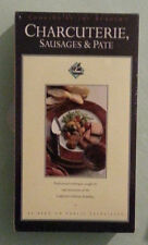 cooking at the academy  CHARCUTERIE SAUSAGES & PATE   VHS VIDEOTAPE NEW