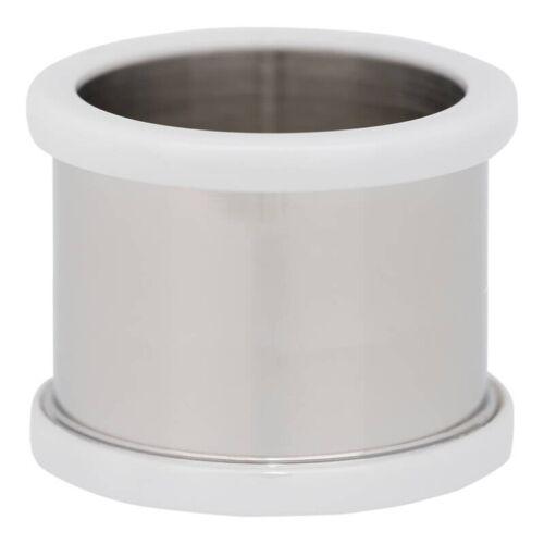 Basisring 14 mm Céramique Blanc
