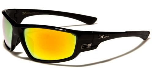 Xloop Avvolgere Uomo Ciclismo Pesca Corsa Sport Stile Occhiali Da Sole xl2473