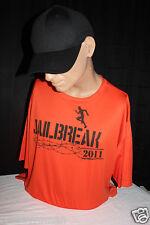 MEN'S 2XL NEW JAILBREAK TEXAS TOUR 2011 - GOT DIRTY HAD FUN DID GOOD NEW T-SHIRT