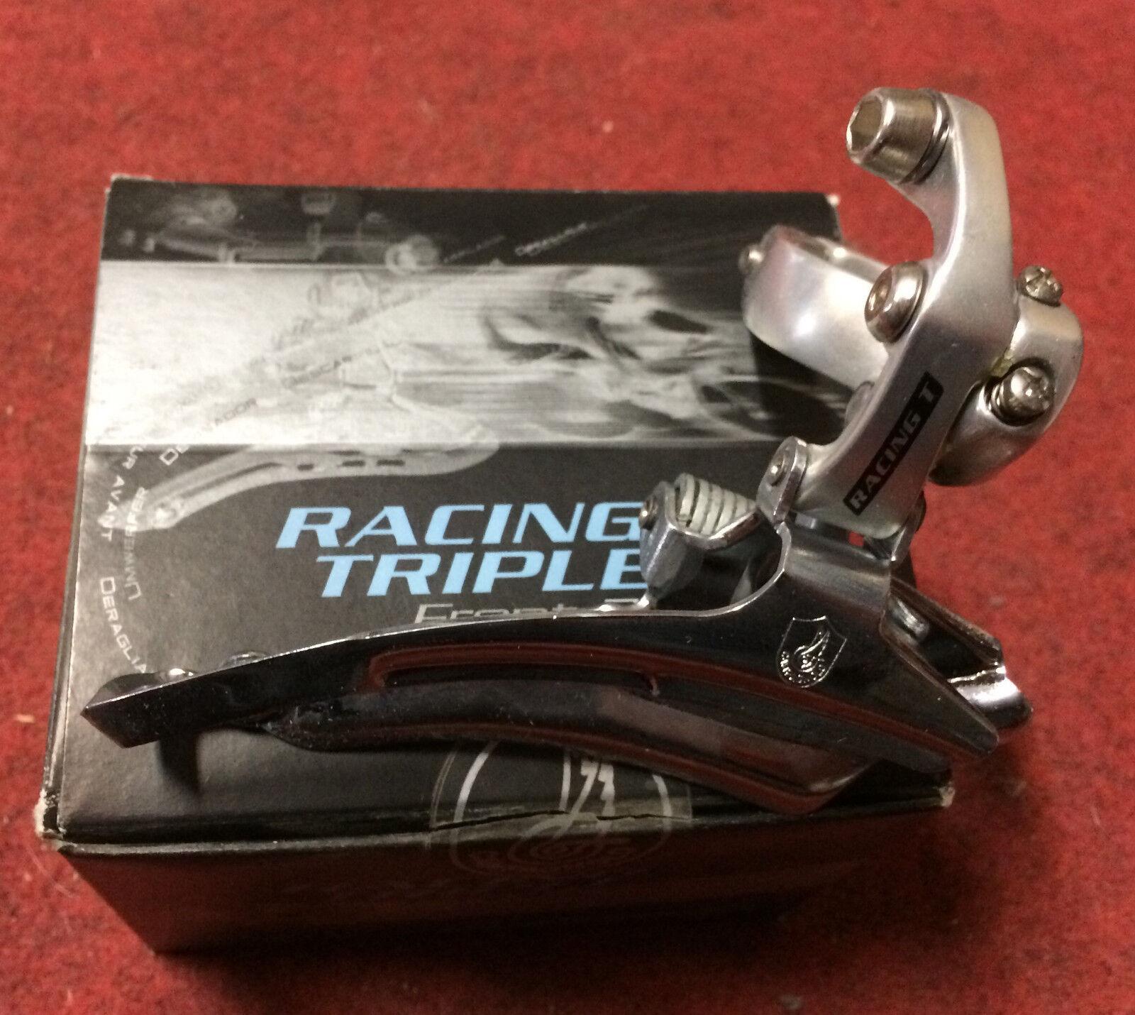 Deragliatore anteriore Campagnolo Racing Triple 32 clip on bike front derailleur