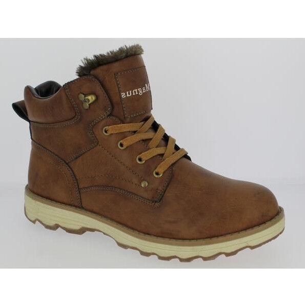 Billig hohe Qualität Herren Winterschuhe Knöchelschuhe Boots Stiefel