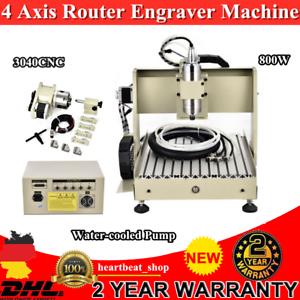 4-Achse-CNC-Router-Graviermaschine-3040-Fraese-Graveur-Fraesmaschine-Wood-Engraver