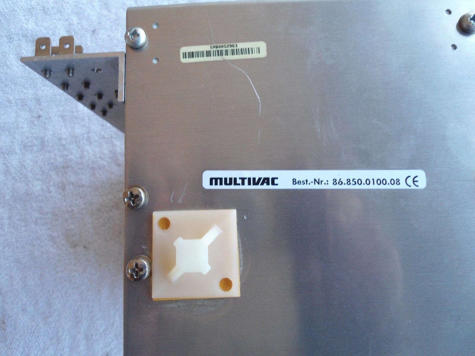 MULTIVAC 10 Slot Rack      86.850.0100.08