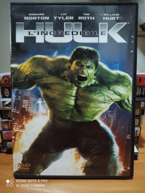 DVD L'INCREDIBILE HULK