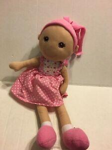 Goffa-Pink-Doll-18-034-Plush-Stuffed-Animal