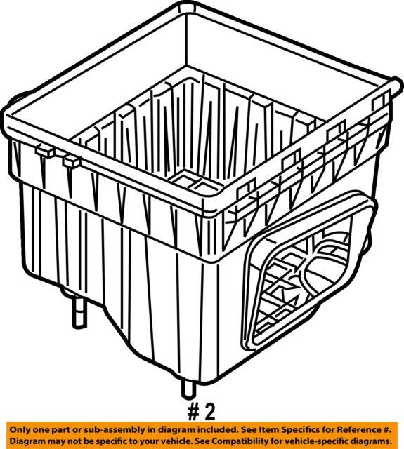 Dodge Air Box