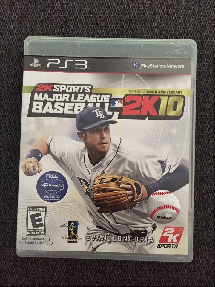 MLB, PS3, sport