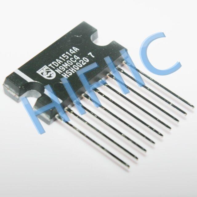 10pcs TDA1514A TDA1514 HI-FI Audio Amplifier PHILIPS
