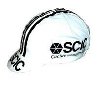 SCIC RETRO CYCLING TEAM CAP - VINTAGE - FIXED