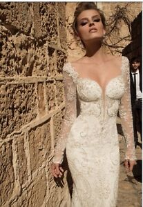 Image Is Loading Galia Lahav Navona Size 2 Shimmering VERY Low