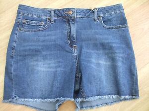 corti frange elasticizzati Pantaloncini Taglia Boden 10 con Bnwot Wjo47 6zwwHx