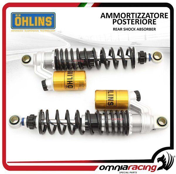 Ohlins 2 adjust post amortiguadors STX36 Twin Kawasaki Zephyr 1100 1992>1996