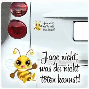 Autoaufkleber Sticker Kinder Aufkleber Tierchen Baby Käfer