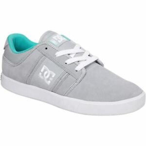 8 Shoes Gris Uk Mid Daim Taille Grand Dc Rd Fq6wxfw7