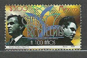 Mexico - Mail 1999 Yvert 1892 MNH Characters
