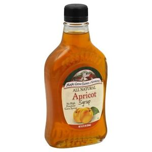 MAPLE-GROVE-SYRUP-NTRL-APRICOT-8-5-OZ-Pack-of-6