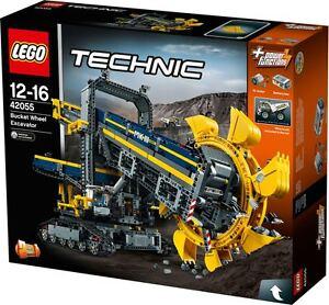 LEGO-Technic-42055-Schaufelradbagger-Bucket-Wheel-Excavator