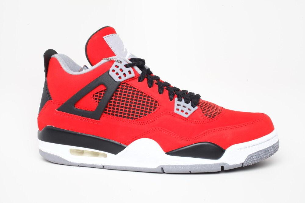 Nike Air Jordan 4 IV Red Toro 308497 603 Air Max sz 12
