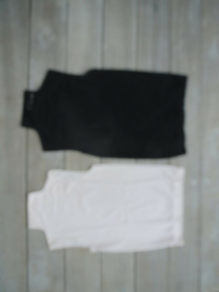 Ridebluse, CRW bluse, str. Medium